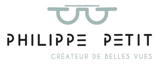 logo philippe petit opticien