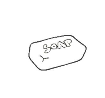 dessin soap