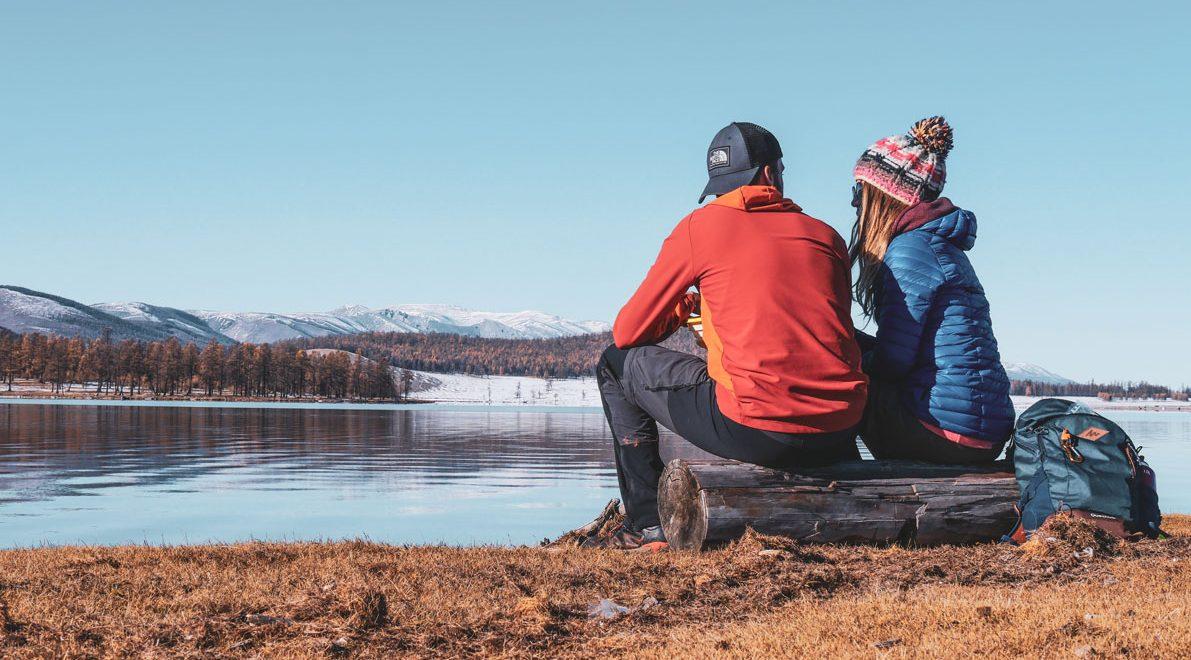 couple tour du monde - équipement quechua - mongolie