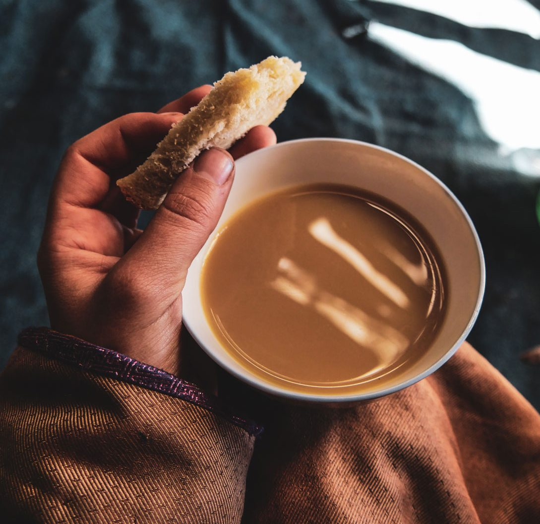 pain maison chez les tsaatan