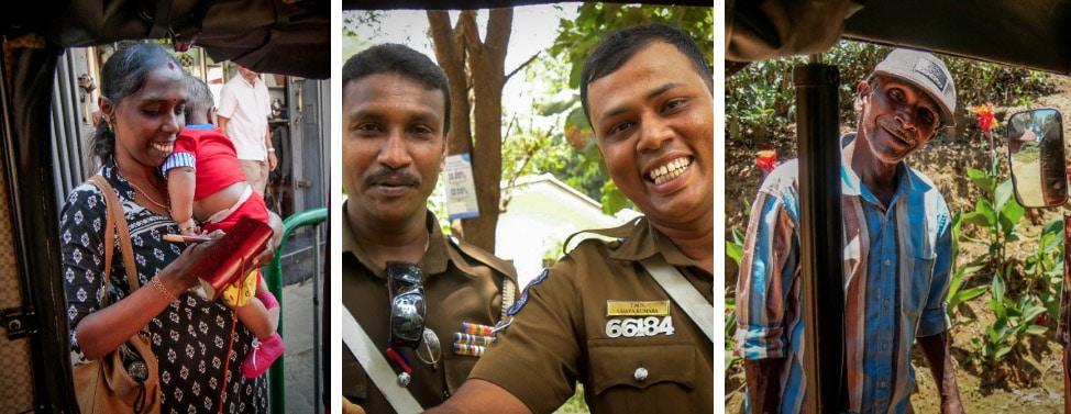 Locaux Sri Lanka