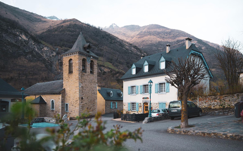 village de viella