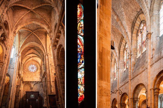 Abbatiale Saint-Sauveur à Figeac