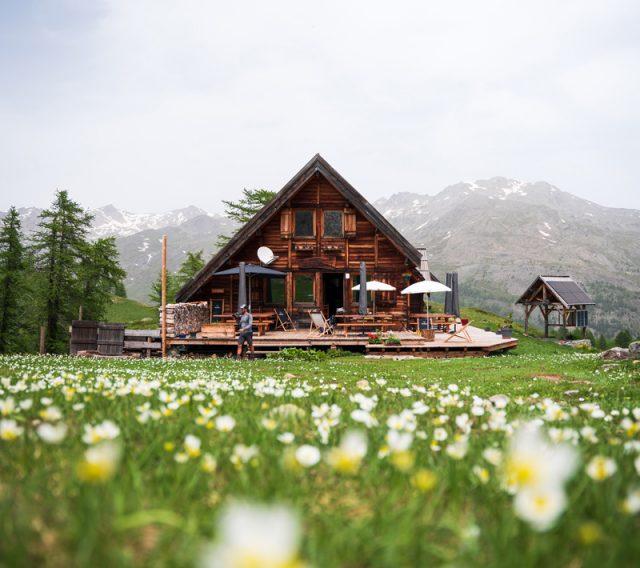 Refuge Chardonnet bonne adresse rando Clarée Alpes