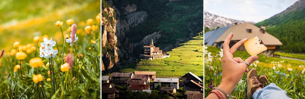 Hautes-Alpes spots vallée izoard