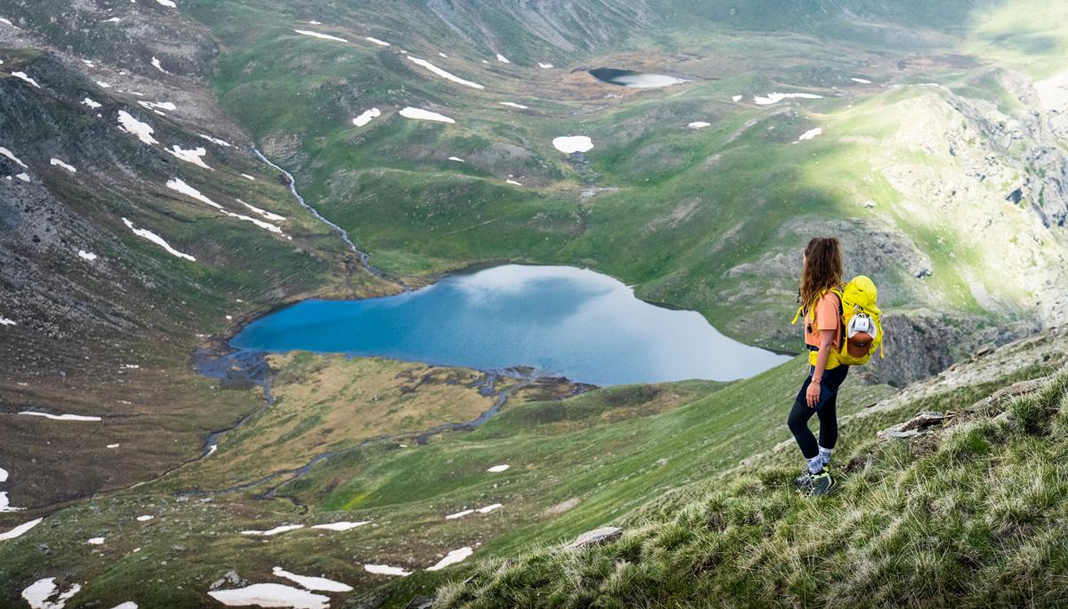 randonnée lac des cordes col marsailles