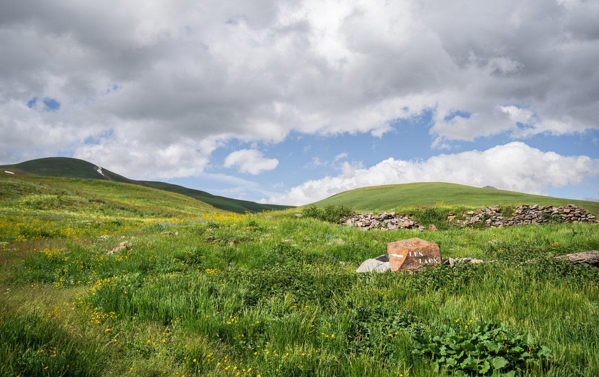 plateau d'Emparis sentier n°11